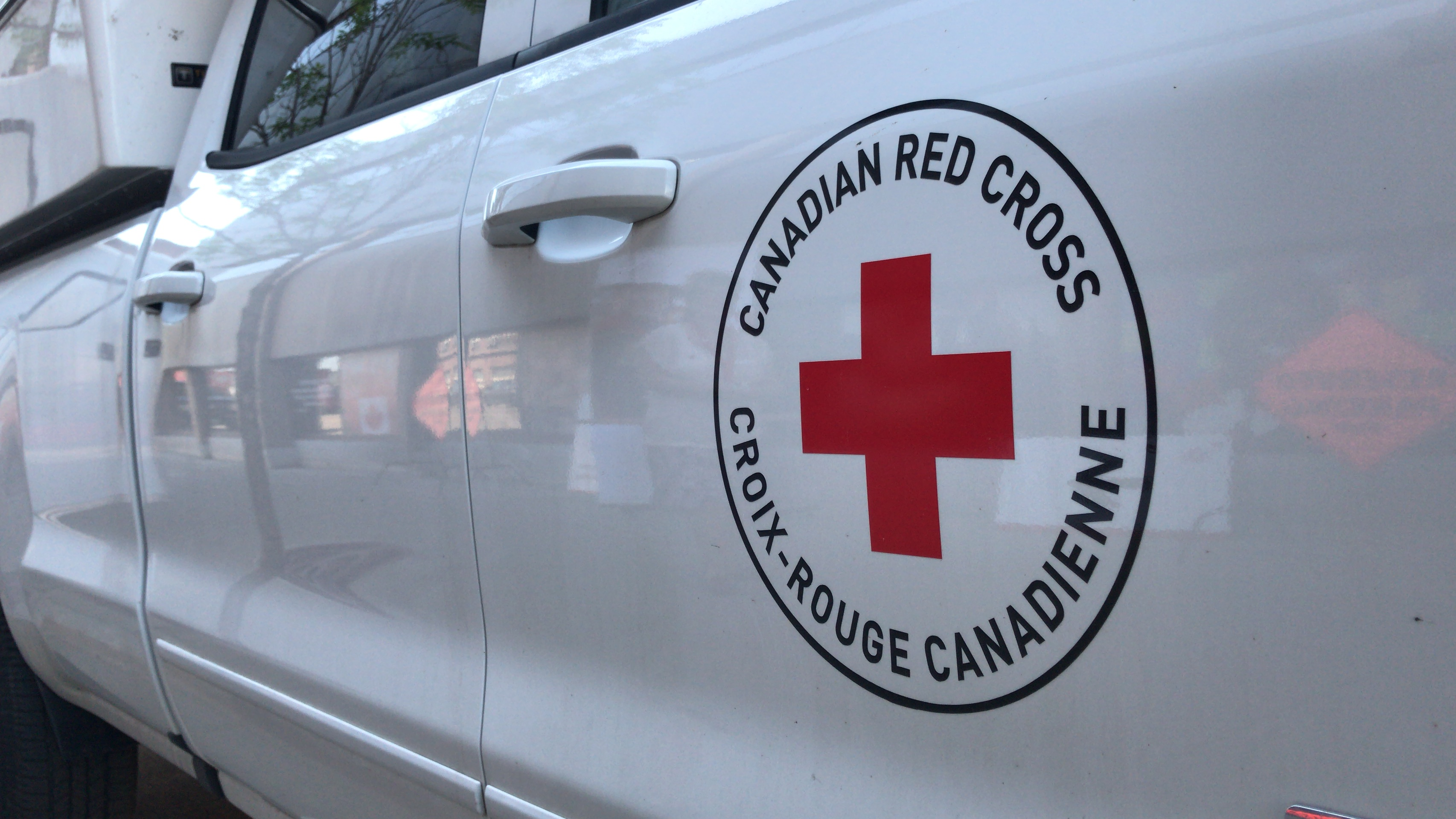Canadian Red Cross still providing assistance to those